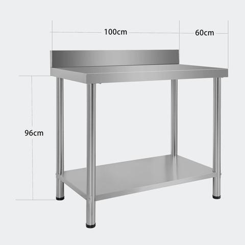MIL ANUNCIOS.COM - Mesa Trabajo cocina 100 x 60 x 85