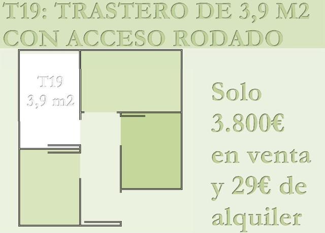 AMPLIO TRASTERO EN CENTRO DE UNQUERA - foto 1