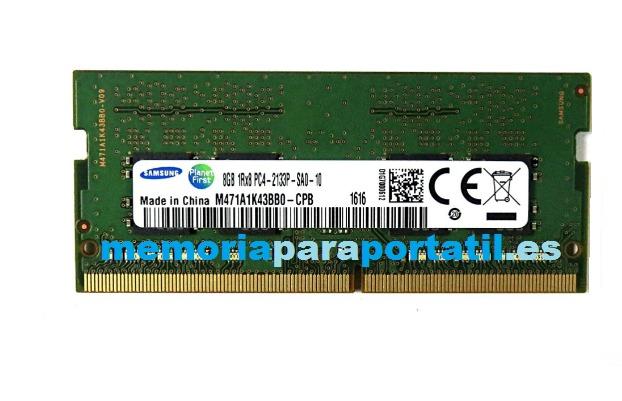 MEMORIA RAM 8GB DDR4 2133 - foto 1