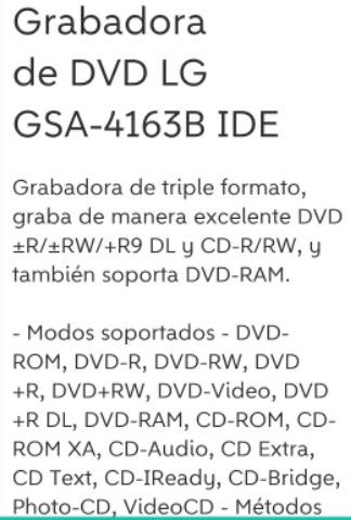 LECTOR Y GRABADOR IDE - foto 7