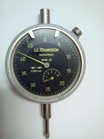MIL ANUNCIOS.COM Reloj comparador C.E. JOHANSSON.