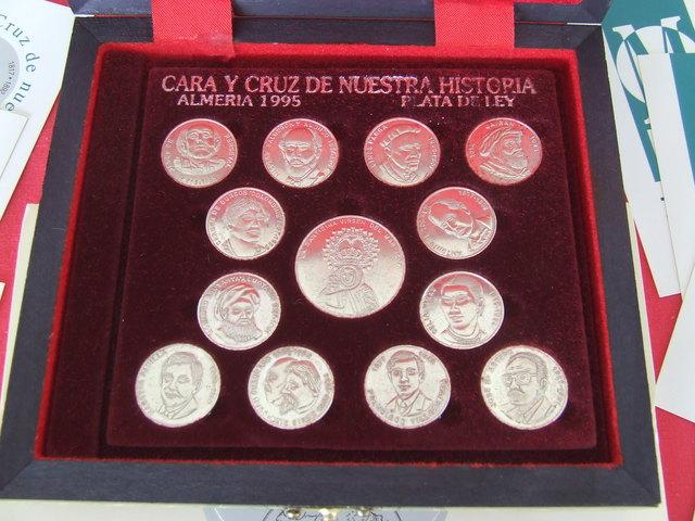 Monedas De Plata De Almeria