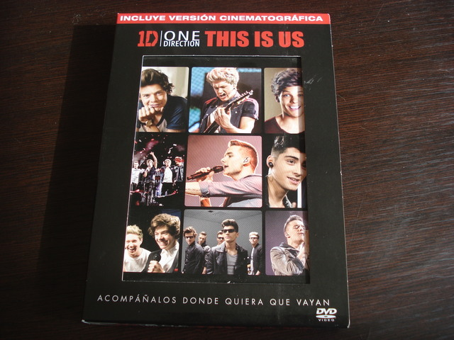 ONE DIRECTION - foto 1