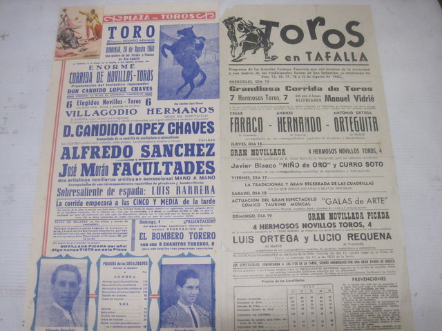 Cartel De Toros De Toro (Zamora)