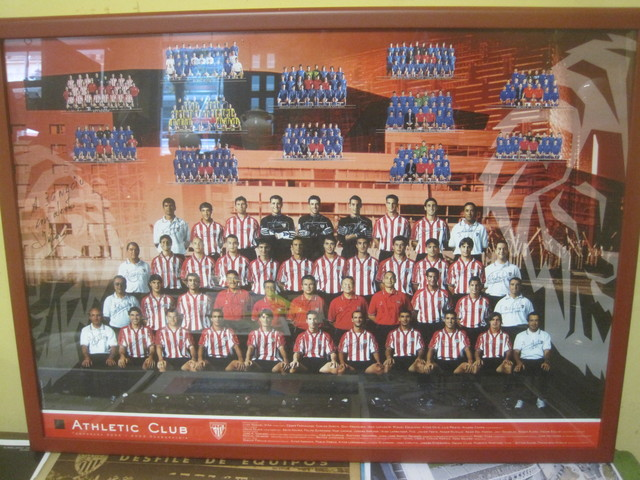 Poster Athletic Club