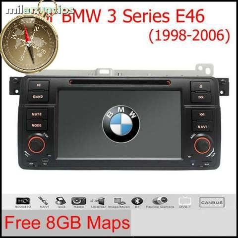 GPS DVD BMW SERIE 3 E46 M3 COMPAC MG ZT - foto 1