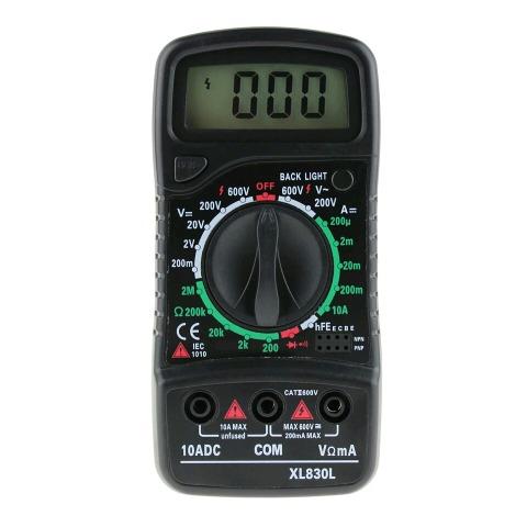 Polimetro Digital.