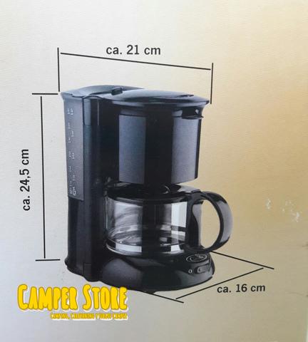 CAFETERA CON FILTRO A 12V