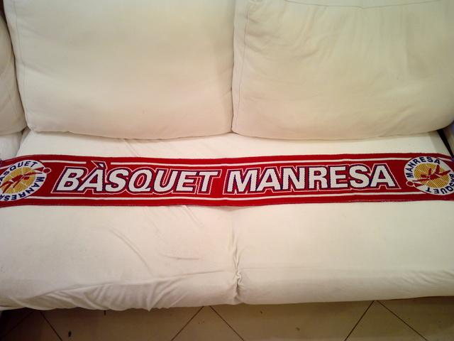 BUFANDA BASQUET MANRESA - foto 2