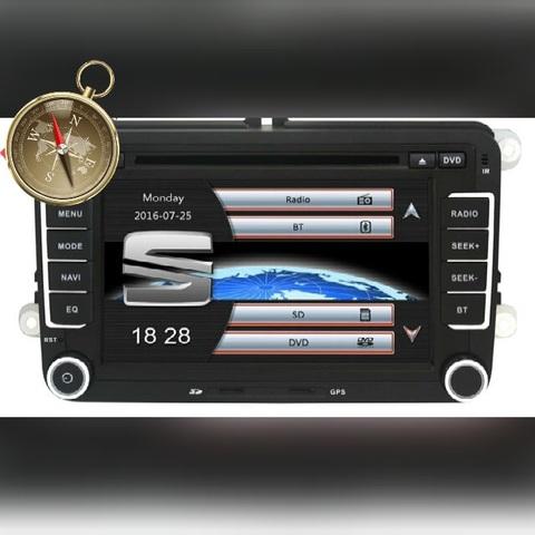 GPS DVD SEAT LEON ALTEA ALTEAXL TOLEDO - foto 1