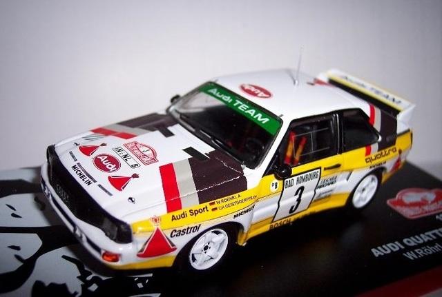 Audi Quattro Sport Rallye De Montecarlo