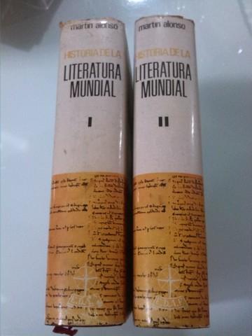 HISTORIA DE LA LITERATURA MUNDIAL. -W - foto 2