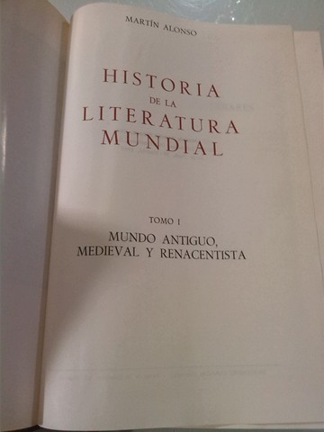 HISTORIA DE LA LITERATURA MUNDIAL. -W - foto 6