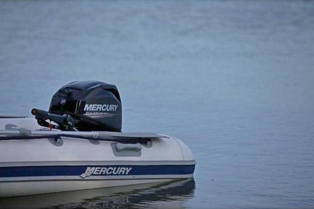 SEMI-RIGIDA MERCURY 250 DYNAMIC - foto 6