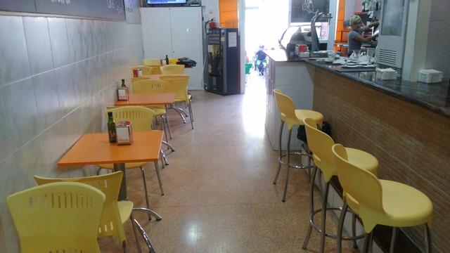 REF.  600 CAFETERÍA RESTAURANTE TRASPASA - foto 5