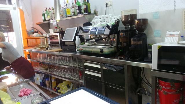 REF.  600 CAFETERÍA RESTAURANTE TRASPASA - foto 6