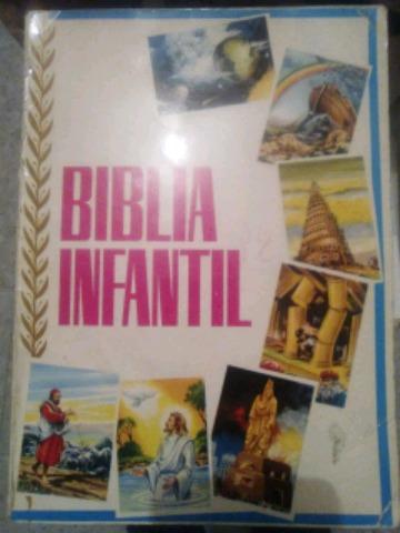Album Cromos Biblia