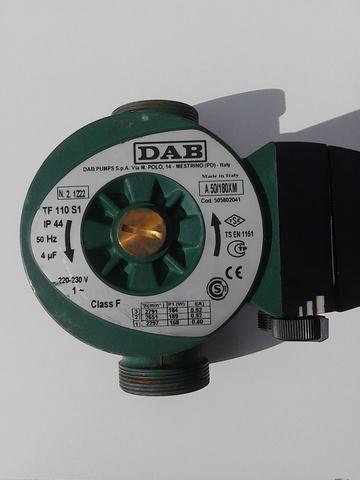 Bomba Recirculadora Dab A50/180Xm