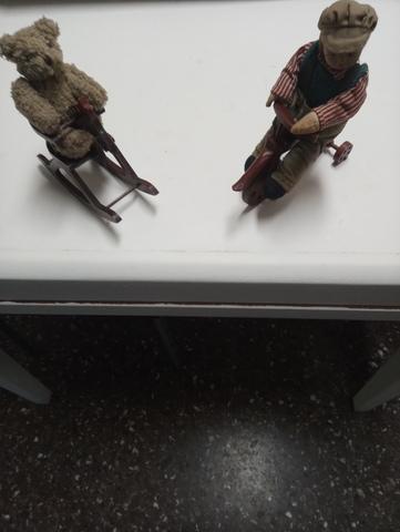 Muñecos Imitacion A Antiguos