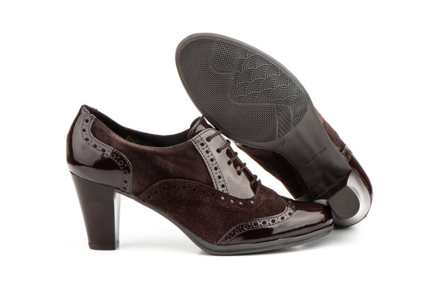Zapatos caballero zapatos abotinados sneakers schnürschuhe charol negro nuevo tamaño 45 46 47
