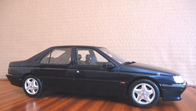 Peugeot 605 1:18