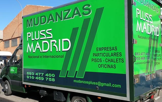 MUDANZAS PLUS MADRID - foto 1