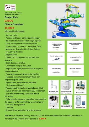 CLINICA DENTAL COMPLETA BOB ESPONJA - foto 1