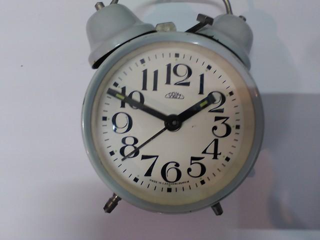 Reloj Despertador Checoalovaco Prim