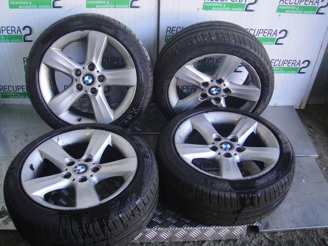 Vendo Llantas Bmw Serie 3 E46 17