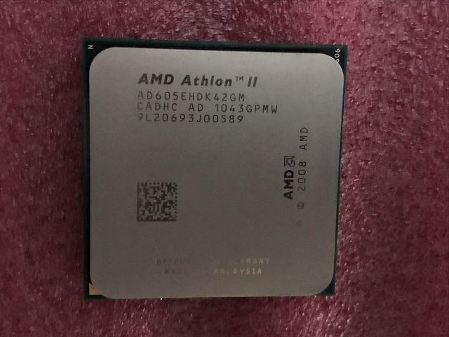 AM3 ATHLON II X4 605E 2. 3GHZ SOCKET AM2+ - foto 1