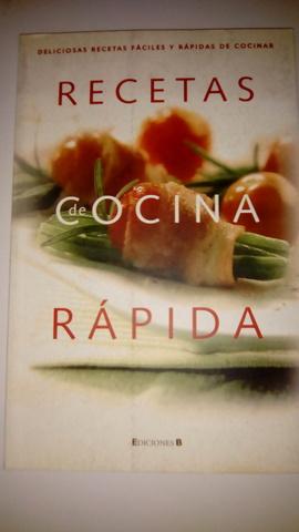 RECETAS COCINA RÁPIDAS - foto 1
