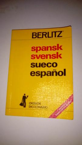 diccionario sueco español gratis