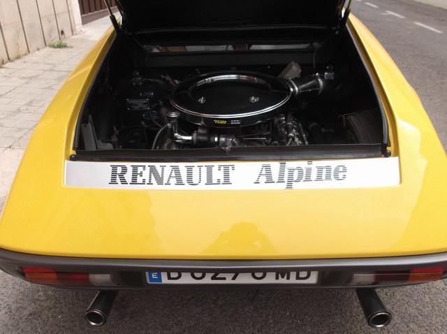 RENAULT ALPINE - A310 - foto 4