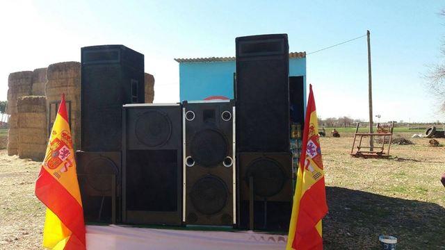 ALQUILER DE SONIDO PARA EVENTOS - foto 1