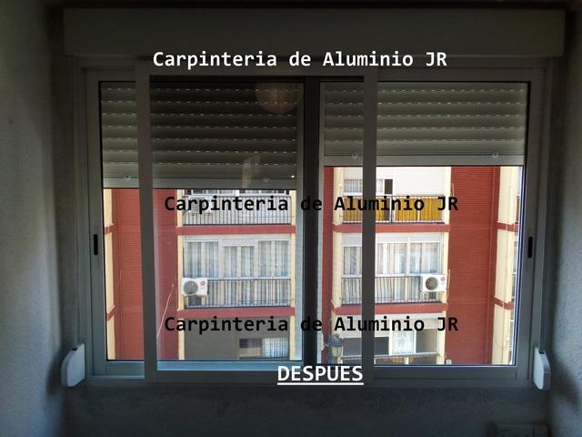 CARPINTERIA DE ALUMINIO Y CRISTALERIA - foto 3