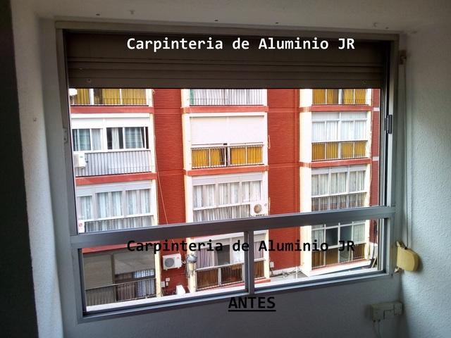 CARPINTERIA DE ALUMINIO Y CRISTALERIA - foto 1