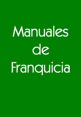 MANUALES DE FRANQUICIA - foto 1