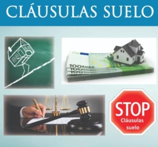 CLAUSULAS SUELO.  ASESORES - foto 1