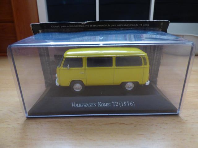 Miniaturas: Volkswagen, Renault