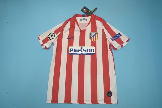 Mil Anuncios Com Camiseta Original Atletico De Madrid Segunda Mano