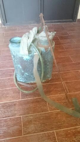 Maquina De Sulfatar Antigua
