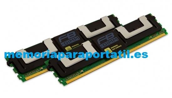 16GB PC2 5300F 667 REGISTERED SERVIDOR - foto 1