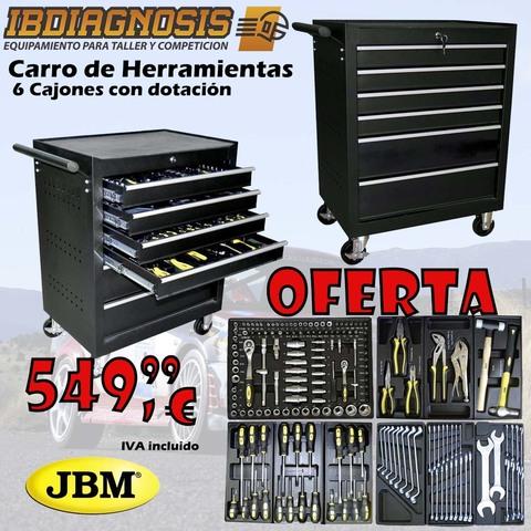 2a0c1e093 MIL ANUNCIOS.COM - Carro herramientas jbm Segunda mano y anuncios ...