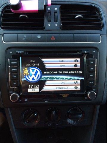 PANTALLA VW/SKODA/SEAT DVD - foto 1