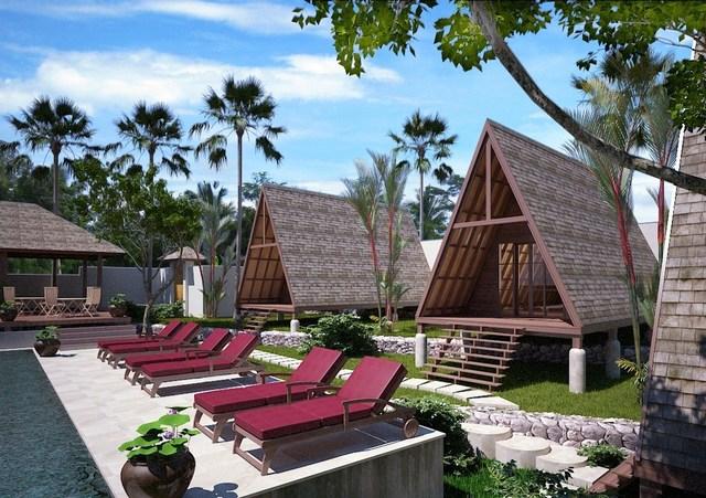 NOVEDAD.  HOTELES ESTILO TROPICALES - foto 5