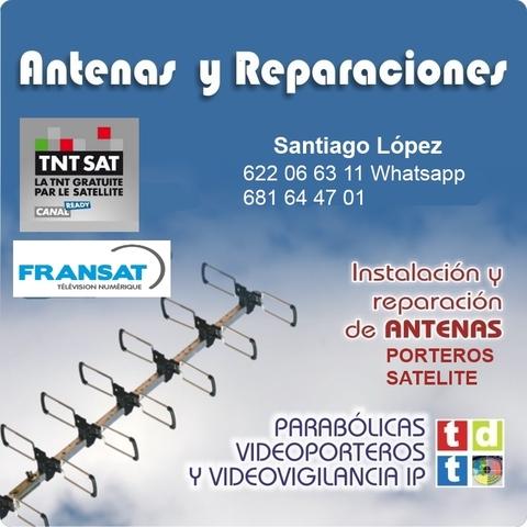 PORTEROS ELECTRÓNICOS CAMPO GIBRALTAR - foto 2
