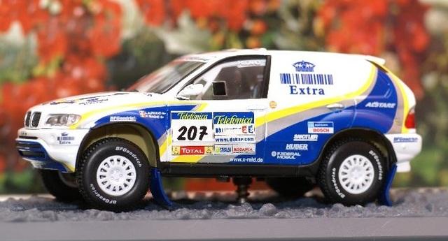 Bmw X5 Rallye Raid Dakar 2004  Alphand E