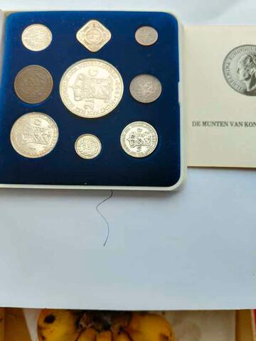 Cambio Monedas Reina Guillermina