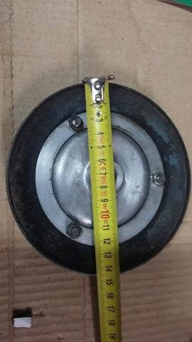POLEA DE SEAT 600,  DIAMETRO 14, 5 CM.  - foto 1