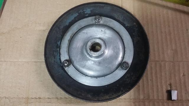 POLEA DE SEAT 600,  DIAMETRO 14, 5 CM.  - foto 2